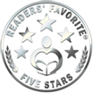 5 Star Shiny Readers Favorite