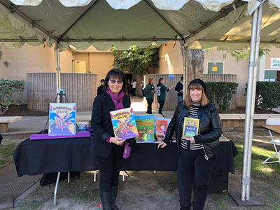 Alva Celebrates with Canoga Park High School First Annual Community Event