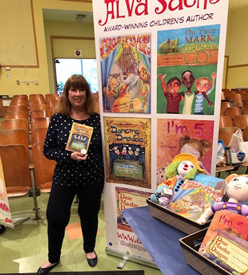 Alva Returns to the Marvelous Marquez Book Festival