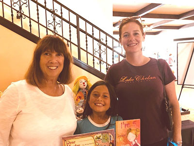 Camarillo Welcomes Alva to the Third Annual Local Author Fair