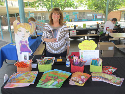 Tulsa Elementary School Author's Day
