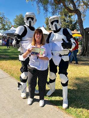 Orange County Children's Book Festival Sharing Books with Kids