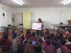 Foothill Oaks Academy Welcomes Alva for Reading Marathon Week