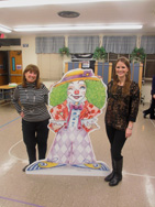 Alva Makes a Return Visit to Lowell Bayside Academy for Authors and Illustrators Night