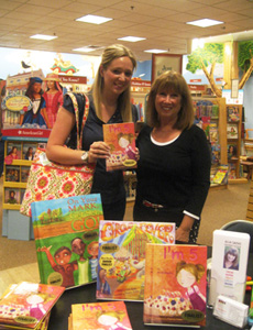 Alva and School Book Fairs Make Great Partners