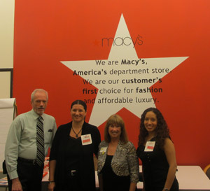 Macy's Thousand Oaks rally together with Alva and RIFSoCal for kids and books